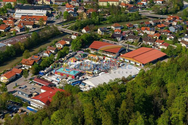luftbild-traunstein-fruehligsfest-bruno-kapeller-33 | Luftaufnahme vom Traunsteiner Fruehlingsfest 2016