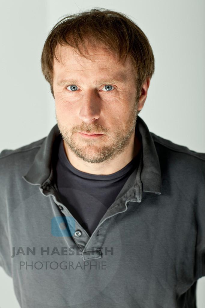 Bjarne Mädel   Fototermin in Hamburg am 31.03.2010 zur ARD Fernsehserie