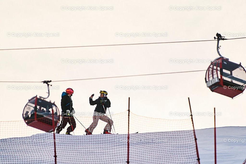 ALS5392_WWMG_GS-II_C | (C) FotoLois.com, Alois Spandl, WinterWorldMastersGames 2020 Innsbruck, Giant Slalom-II Gruppe C Damen, Patscherkofel Olympiaabfahrt, Mi 15. Jänner 2020.