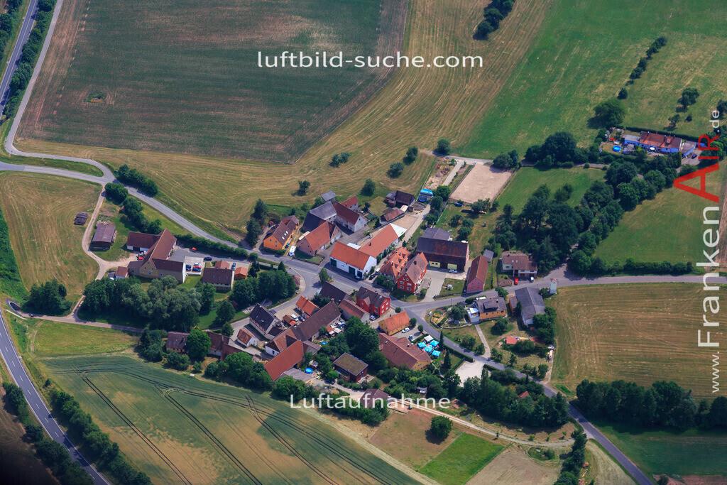 oberschweinach-neustadt-an-der-aisch-17-1159 | Luftbild von Oberschweinach Neustadt-an-der-aisch - Luftaufnahme wurde 2017 von https://frankenair.de mittels Flugzeug (keine Drohne) erstellt - die Geschenkidee