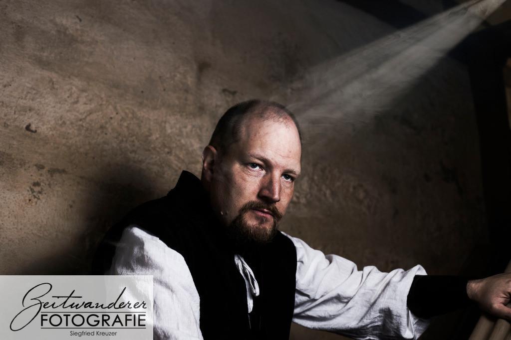 Fotoshooting Meister Johannes_ Scharfrichter