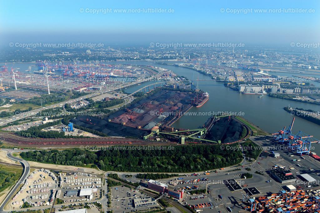 Hamburg Altenwerder bis Innenstadt HHLA_ELS_4079120916 | Hamburg - Aufnahmedatum: 12.09.2016, Aufnahmehöhe: 443 m, Koordinaten: N53°30.186' - E9°55.609', Bildgröße: 6790 x  4532 Pixel - Copyright 2016 by Martin Elsen, Kontakt: Tel.: +49 157 74581206, E-Mail: info@schoenes-foto.de  Schlagwörter:Hamburg,Altenwerder,Hafen,AutomatisierterHafen,Elbe,Luftbild,Luftbilder, Martin Elsen