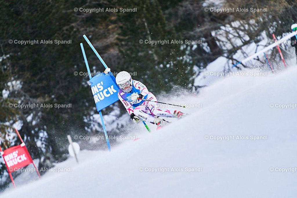 ALS5509_WWMG_GS-II_C | (C) FotoLois.com, Alois Spandl, WinterWorldMastersGames 2020 Innsbruck, Giant Slalom-II Gruppe C Damen, Patscherkofel Olympiaabfahrt, Mi 15. Jänner 2020.