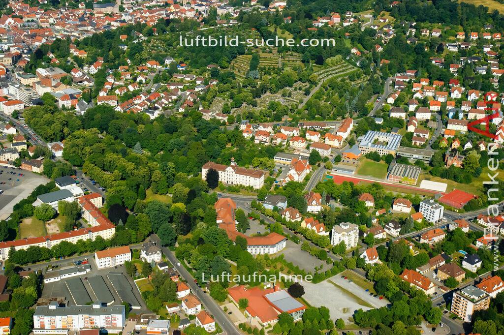 luftaufnahme-kulmbach-2008-458 | Luftbild von  Kulmbach - Luftaufnahme wurde 2008 von https://frankenair.de mittels Flugzeug (keine Drohne) erstellt - die Geschenkidee