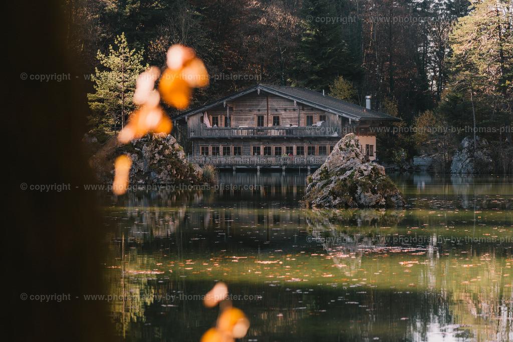 Herbst am Bergelsteiner See-2