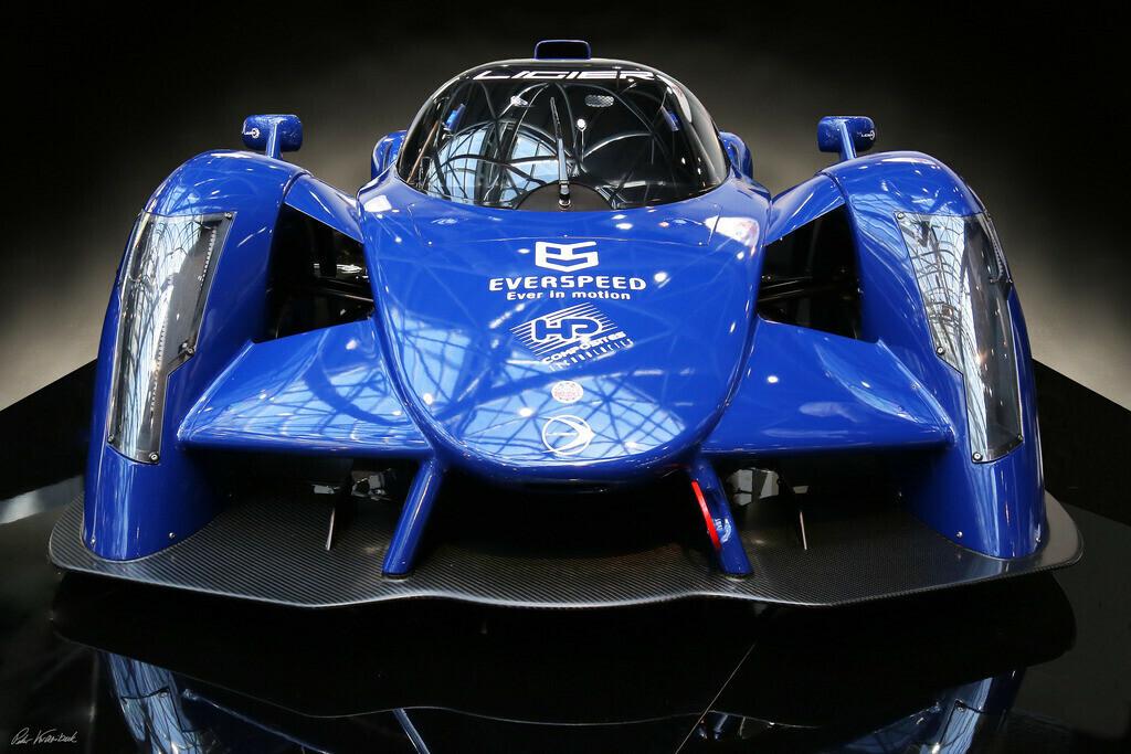 Ligier JS P4 LK2A2364 | Ligier JS P4 race car