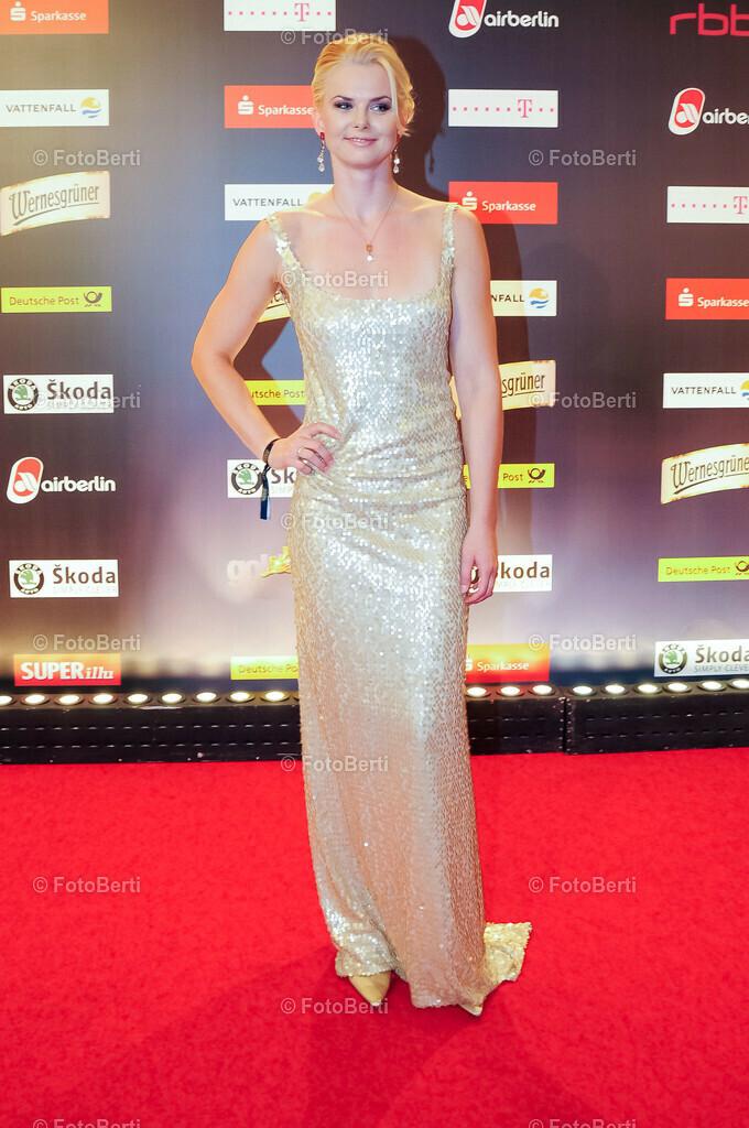 2010 Goldene Henne   Britta Steffen