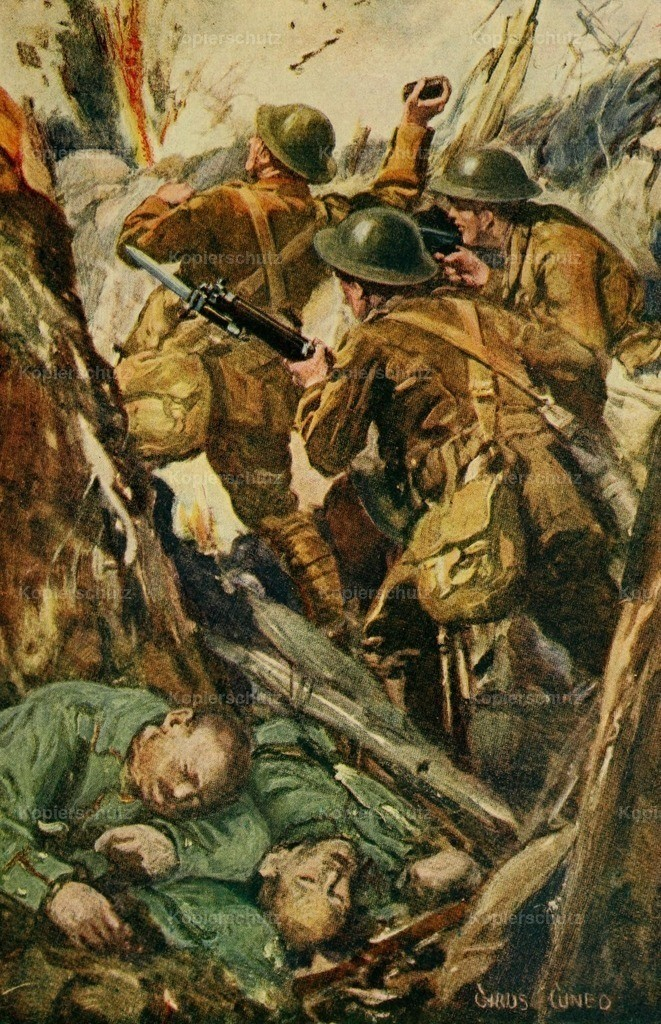 Cuneo_ Cyrus (1879-1916) - Story of the Great War 1919 - Left nothing alive