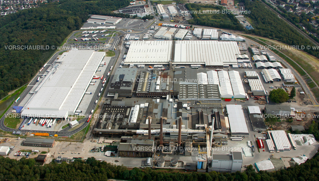 ES10098540 | Luftbild, Penny, Logistikzentrum, Penny-Logistikzentrum Essen-Karnap,  Essen, Ruhrgebiet, Nordrhein-Westfalen, Germany, Europa