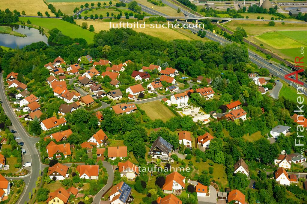 burghaig-kulmbach-2008-99 | Luftbild von Burghaig Kulmbach - Luftaufnahme wurde 2008 von https://frankenair.de mittels Flugzeug (keine Drohne) erstellt - die Geschenkidee