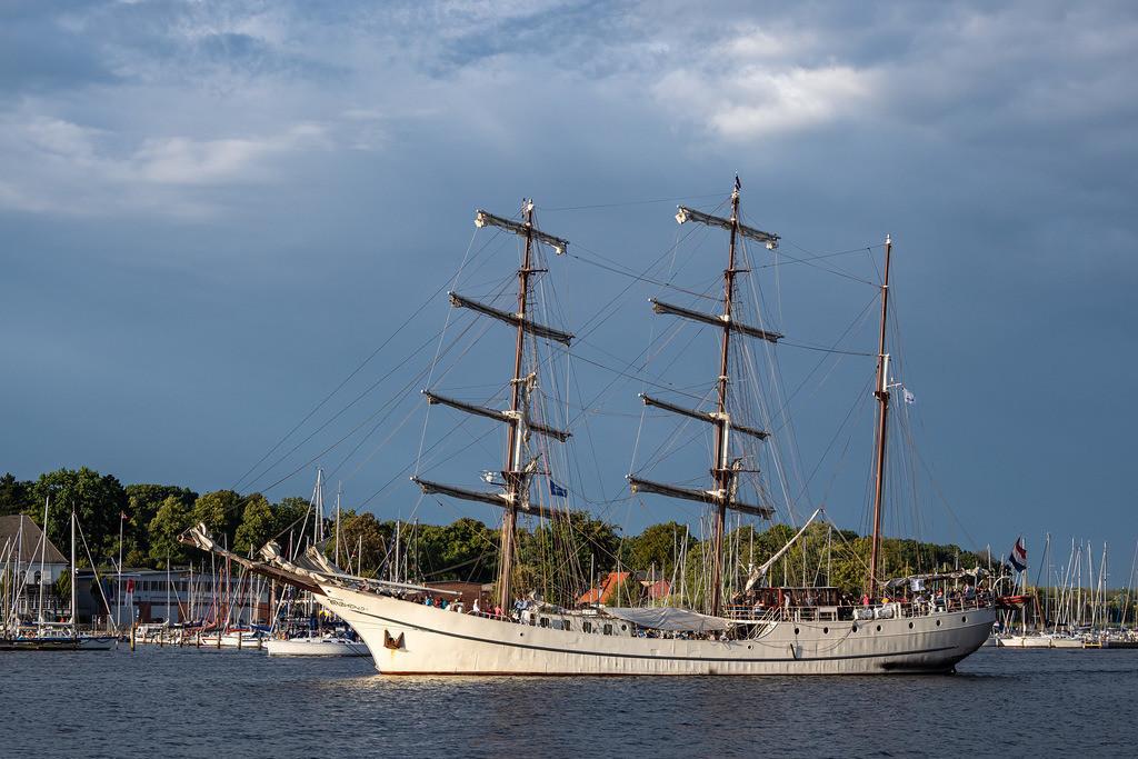 rk_05634 | Segelschiffe auf der Hanse Sail in Rostock.