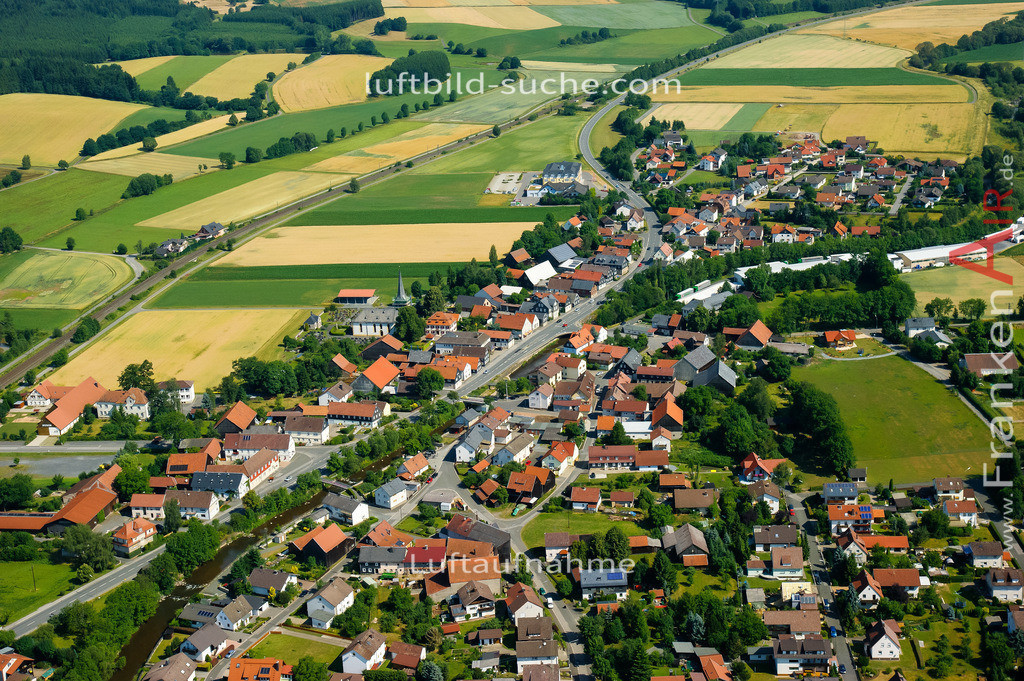 neukenroth-stockheim-2008-648 | Luftbild von Neukenroth Stockheim - Luftaufnahme wurde 2008 von https://frankenair.de mittels Flugzeug (keine Drohne) erstellt - die Geschenkidee