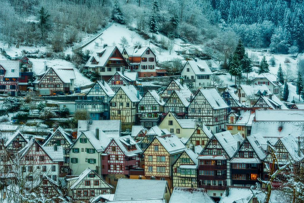 Fachwerkstadt Schiltach | Fachwerkstadt Schiltach im Schwarzwald