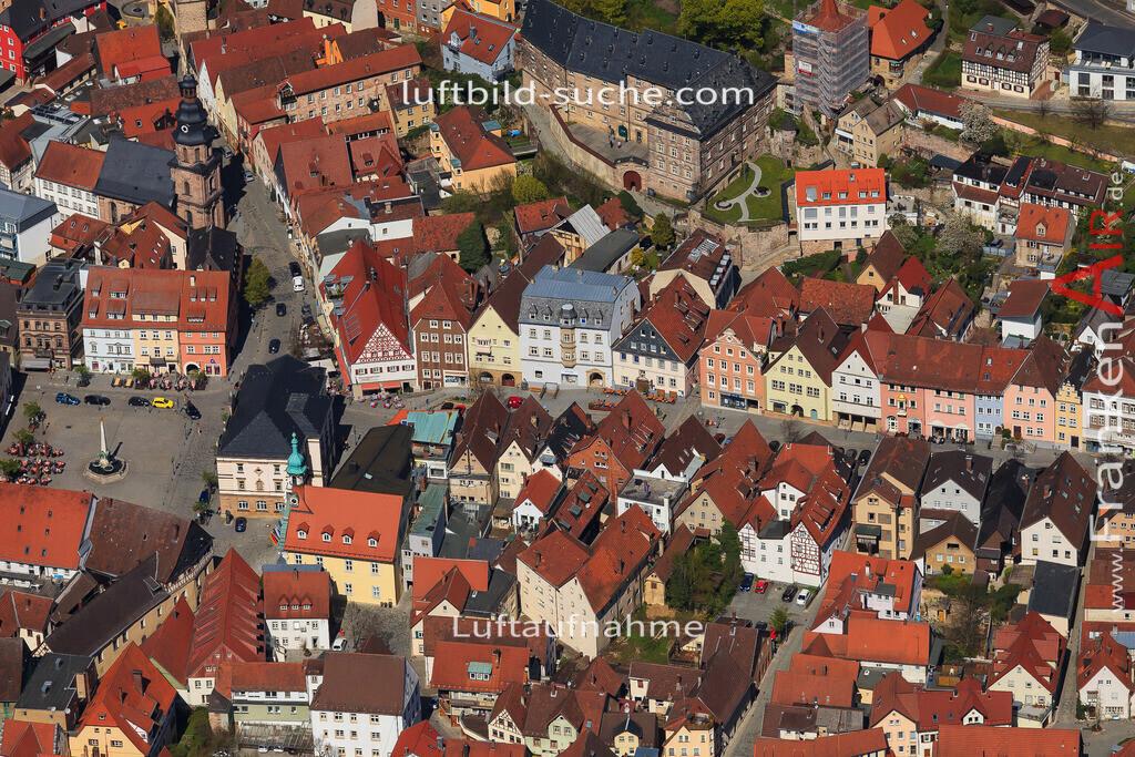 luftbild-kulmbach-2016-6444   Luftbild von  Kulmbach - Luftaufnahme wurde 2016 von https://frankenair.de mittels Flugzeug (keine Drohne) erstellt - die Geschenkidee
