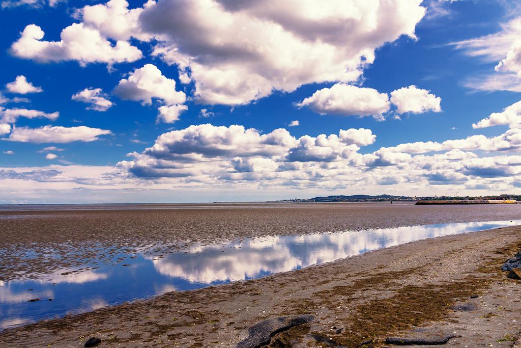 Ireland-Sandymount Beach