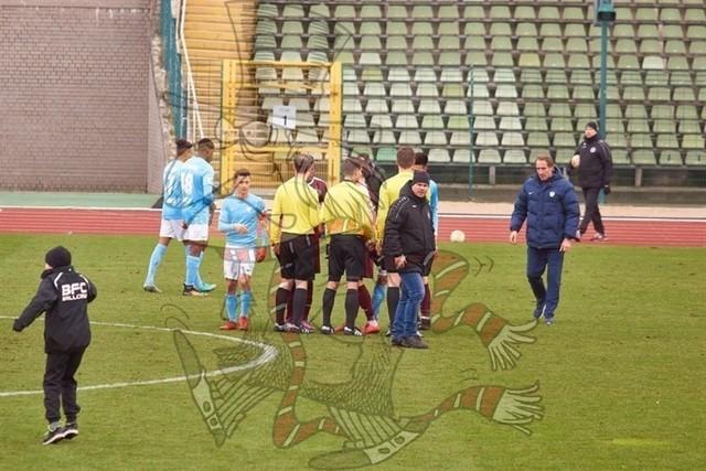 BFC Dynamo vs. FC Viktoria 89 120