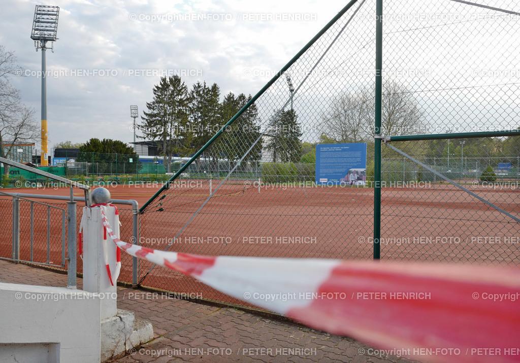 Tennisplätze Hygiene Regeln Öffnung Lockerung Darmstadt 2020 copyright by HEN-FOTO Foto: Peter Henrich | TEC Darmstadt Tennisplätze Hygiene Regeln Öffnung Lockerung Darmstadt 2020 copyright by HEN-FOTO Foto: Peter Henrich