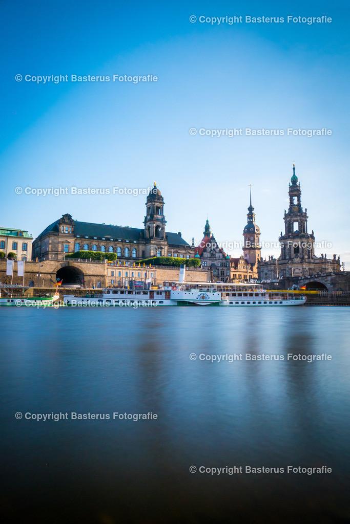 Altstadt Panorama Dresden