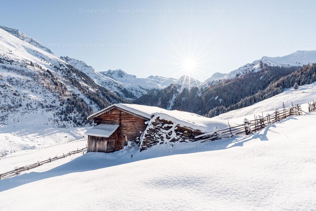 Hintertux Winter