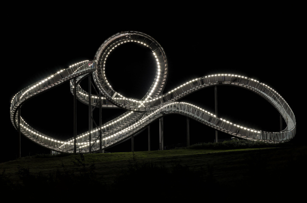 Tiger and Turtle | Tiger and Turtle - Magic Mountain in Duisburg