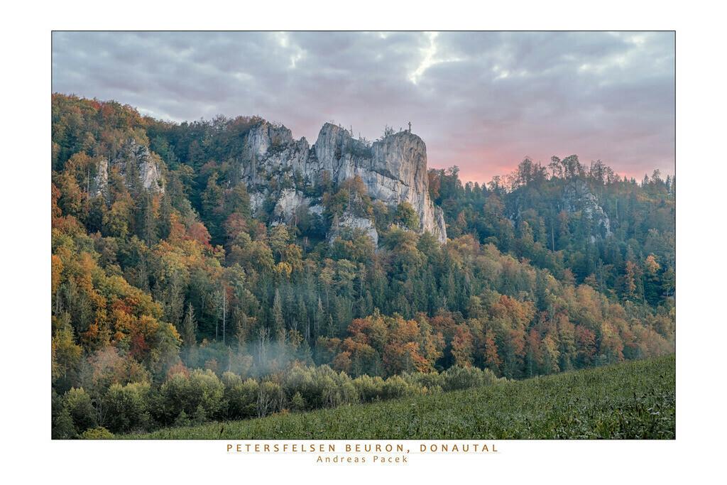 Petersfelsen Beuron, Donautal | Die Serie 'Deutschlands Landschaften' zeigt die schönsten und wildesten deutschen Landschaften.