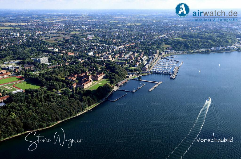 Flensburg_Foerdeblick_Marineschule_airwatch_wagner_IMG_1360 | Flensburg, Marineschule, Sonwik • max. 6240 x 4160 pix