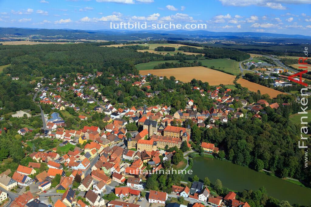 thurnau-2015-2672 | Luftbild von  Thurnau - Luftaufnahme wurde 2015 von https://frankenair.de mittels Flugzeug (keine Drohne) erstellt - die Geschenkidee
