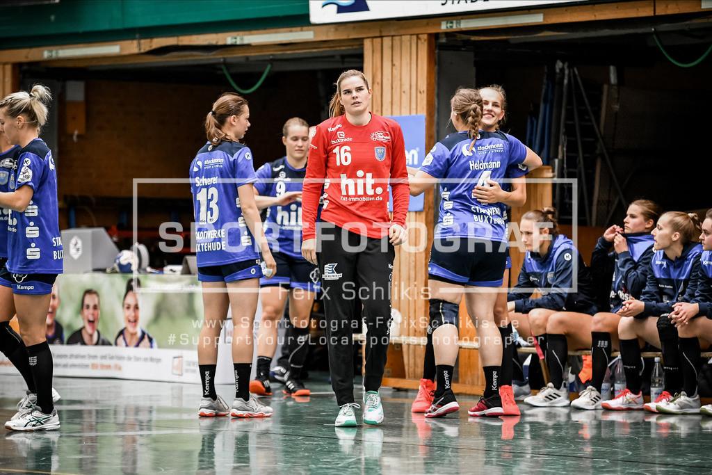 Handball I 1. HBF I Buxtehuder SV - TuS Metzingen 19.09.2020_00101 | ; 1. HBF I Buxtehuder SV - TuS Metzingen am 19.09.2020 in Buxtehude  (Sporthalle Kurt-Schuhmacher Strasse), Deutschland