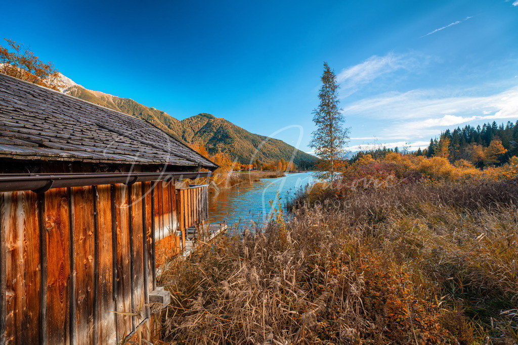 Herbst in Seefeld | Wunderbarer Herbst am Wildsee in Seefeld