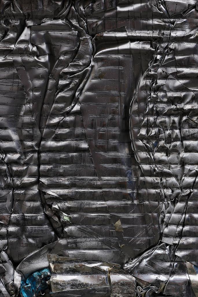 Aluminum Foil, anodized 1 | gepresste Aluminium-Folie, blank