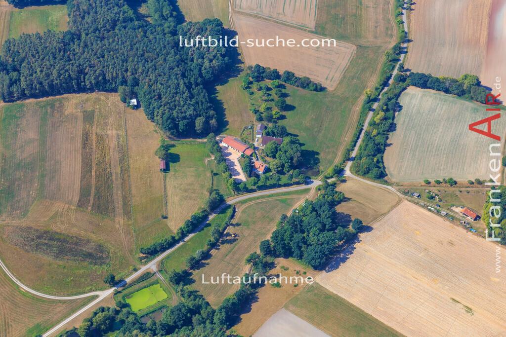 rauschenberg-dachsbach-2016-204 | Luftbild von Rauschenberg Dachsbach - Luftaufnahme wurde 2016 von https://frankenair.de mittels Flugzeug (keine Drohne) erstellt - die Geschenkidee