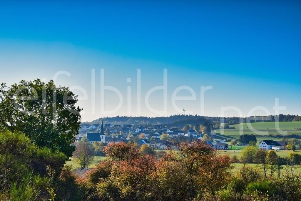 Strohn im Herbst | Eifel, Vulkaneifel