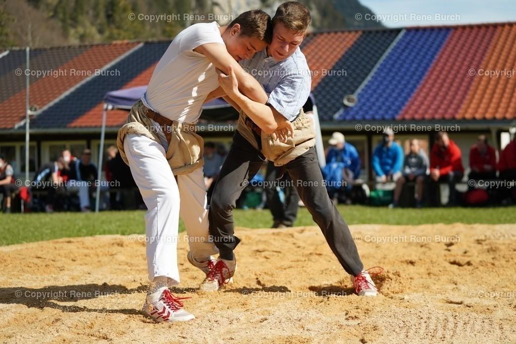 1 | 1.Nachwuchsschwingfest ISV im Sportcamp Melchtal