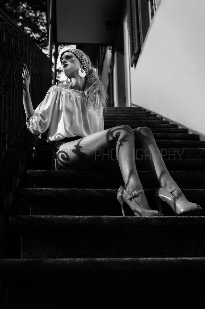 Shadows | Aus dem Shooting mit Model Karen