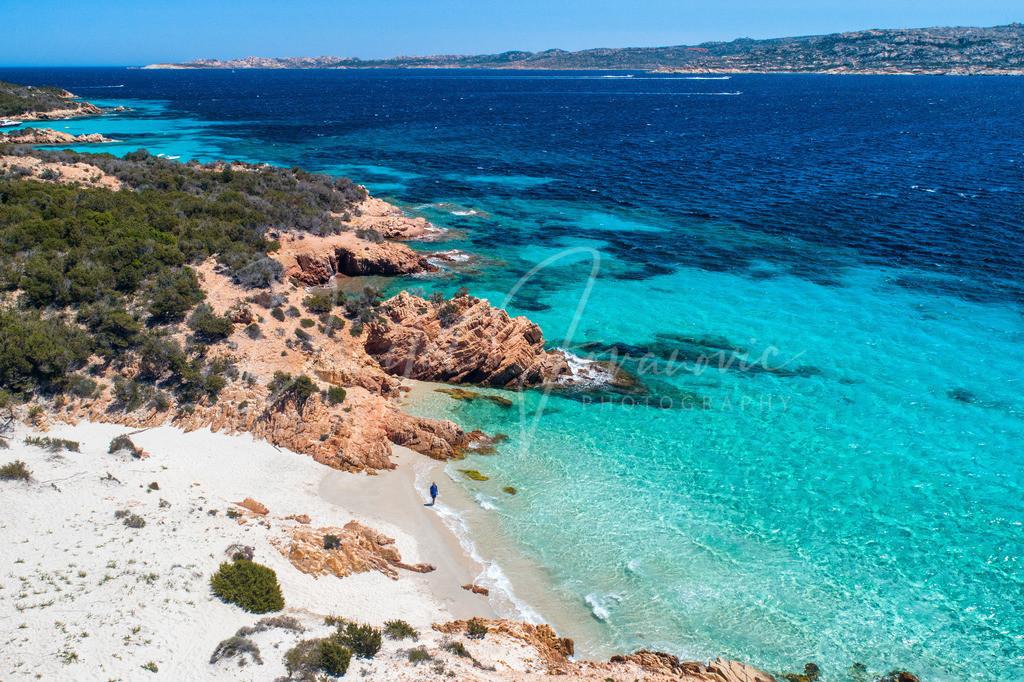 Isola Spargi | Die Insel Spargi des La Maddalena Archipels vor Palau, Sardinien