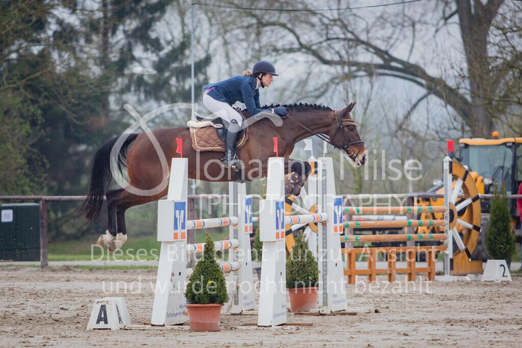 190404_Frühlingsfest_Sprpf-L-108 | Frühlingsfest Herford 2019 Springpferdeprüfung Kl. L