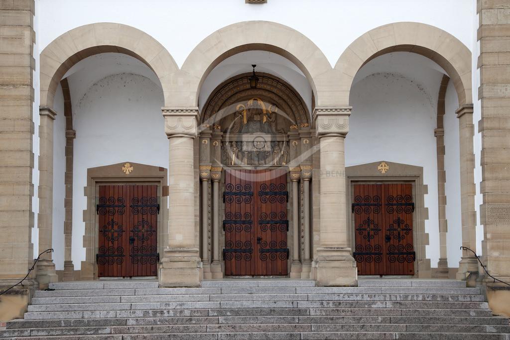 Hauptportal St. Sebastian Ketsch