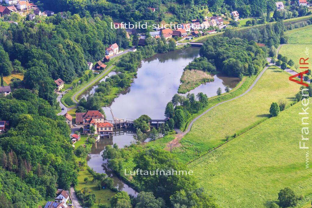 burghaig-kulmbach-2016-2169 | Luftbild von Burghaig Kulmbach - Luftaufnahme wurde 2016 von https://frankenair.de mittels Flugzeug (keine Drohne) erstellt - die Geschenkidee