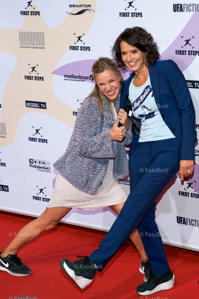 First Steps Award | Katharina Schnitzler und Ulrike Folkerts