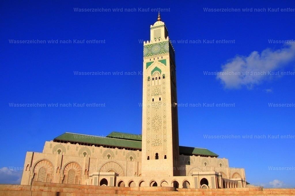 Hassan-II.-Moschee in Casablanca | Hassan-II.-Moschee in Casablanca