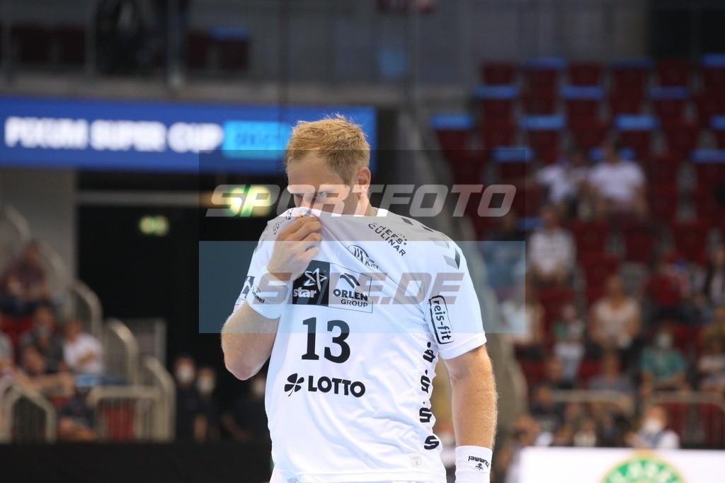 Handball Supercup | Steffen Weinhold - © by K-Media-Sports / Sportfoto-Sale.de