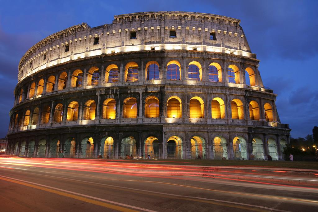 Colosseo | Italien, Rom Kolloseum,