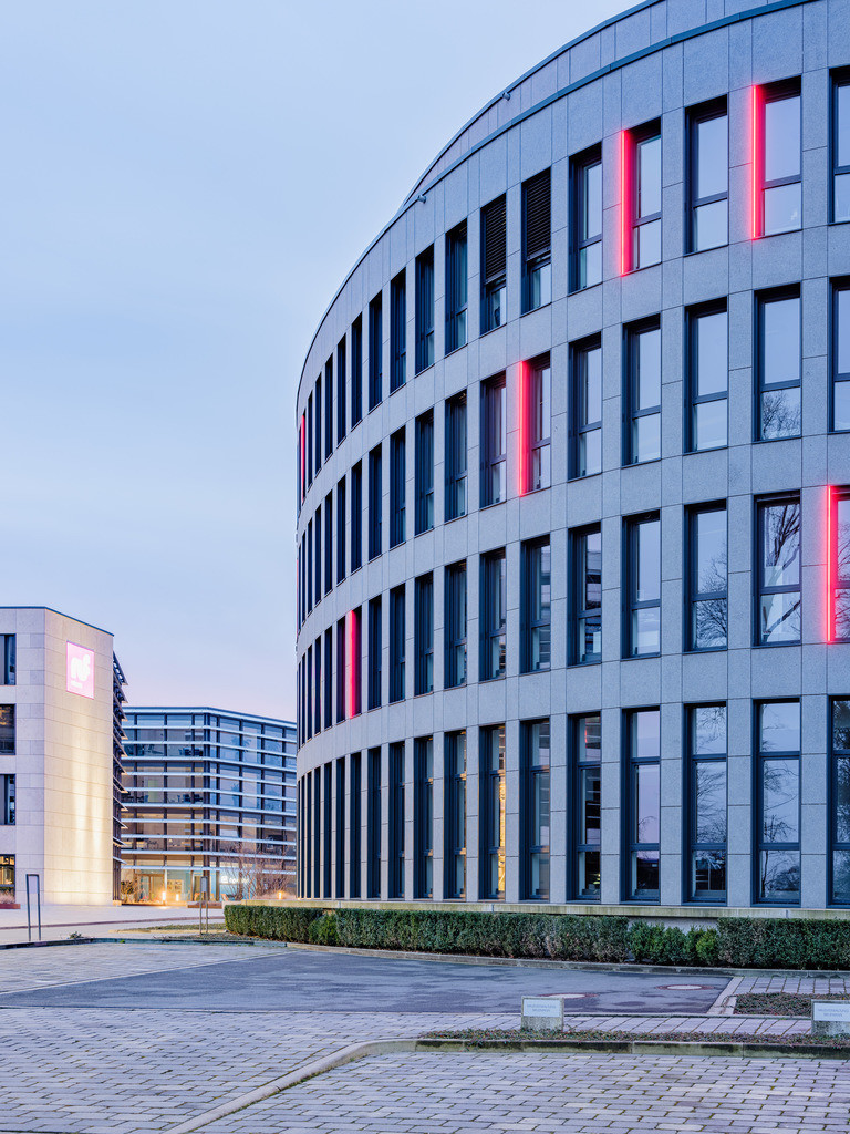 Lenkwerk in Bielefeld | Gebäude am Lenkwerk in Bielefeld.