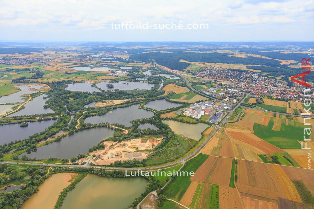 bischberg-2016-3942 | Luftbild von  Bischberg - Luftaufnahme wurde 2016 von https://frankenair.de mittels Flugzeug (keine Drohne) erstellt - die Geschenkidee