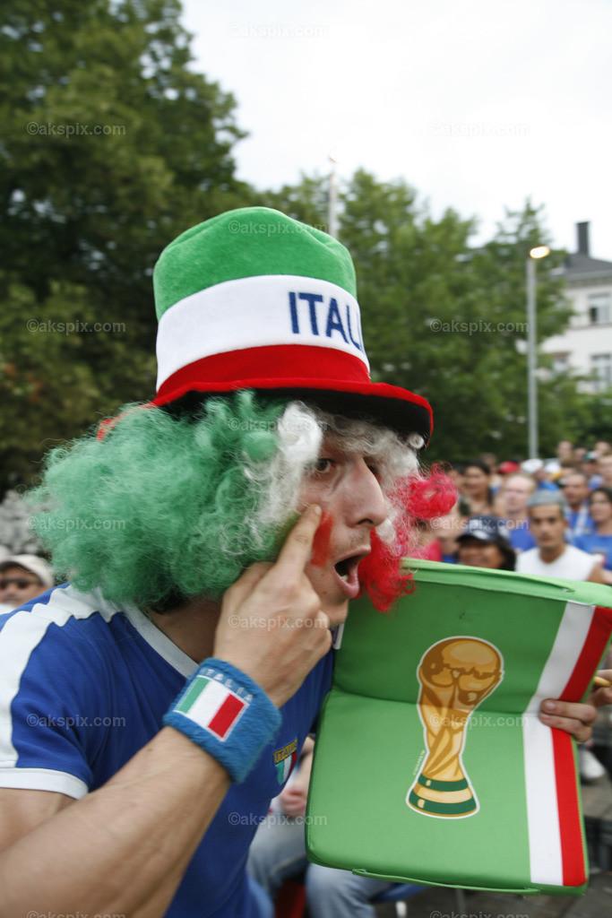 Italien-Worldcup