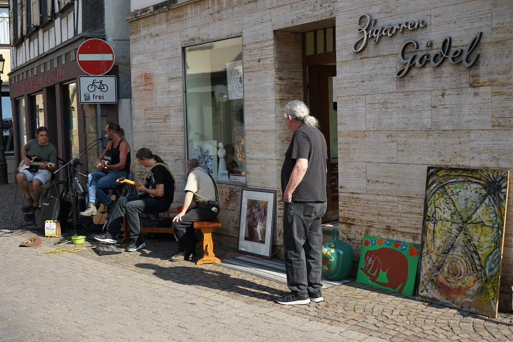 Ausstellung Christine Janz  | Art-Galerie Mik Amos Rockenhausen zeigt Ausstellung