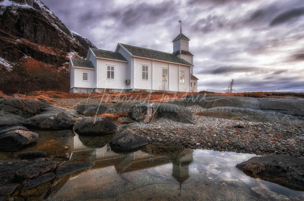 Das einsame Gotteshaus