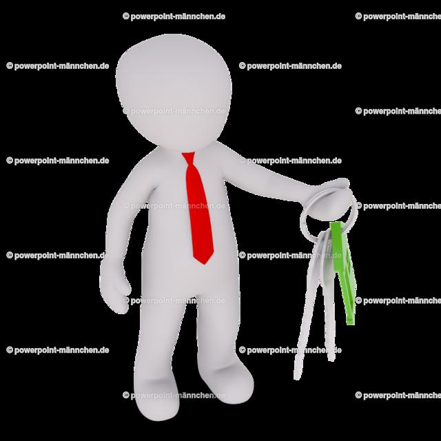 man holding a house key (2) | Quelle: https://3dman.eu   Jetzt 250 Bilder kostenlos sichern