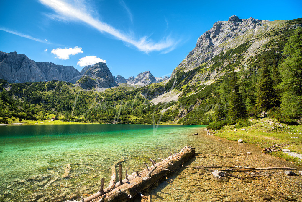 Seebensee | Der wunderbare Seebensee in den Mieminger Bergen