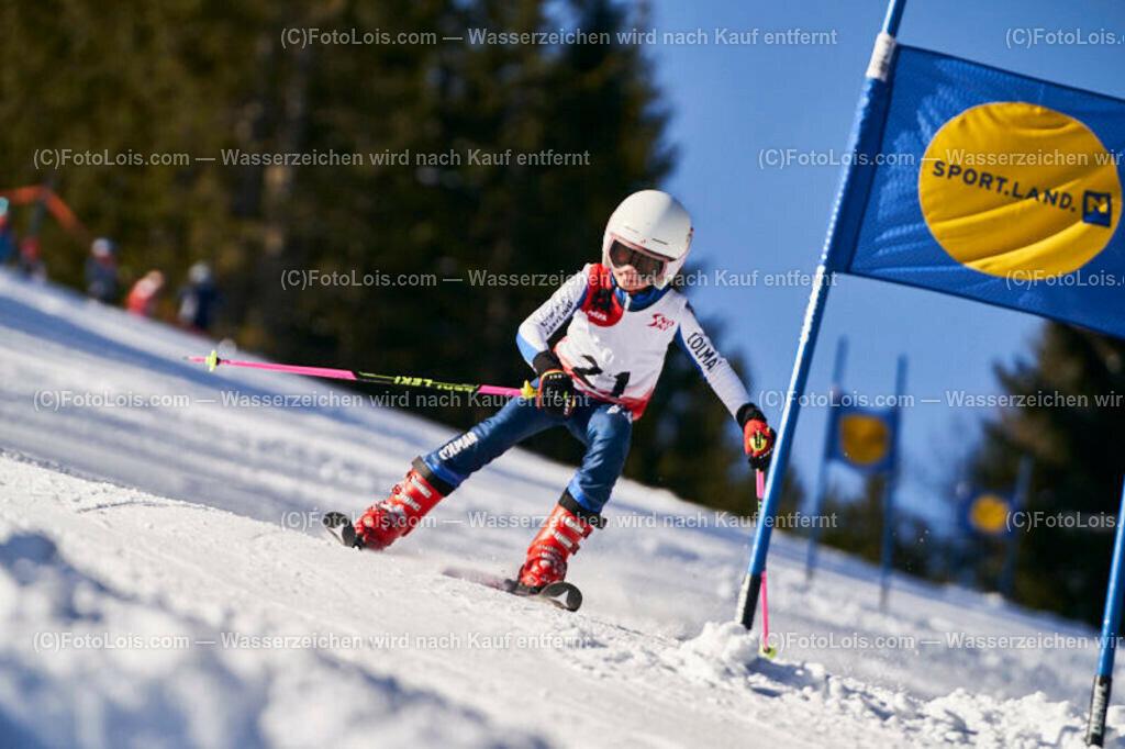 0184_KinderLM-RTL-I_Trattenbach_Bachmayr-Heyda Philippa | (C) FotoLois.com, Alois Spandl, NÖ Landesmeisterschaft KINDER in Trattenbach am Feistritzsattel Skilift Dissauer, Sa 15. Februar 2020.